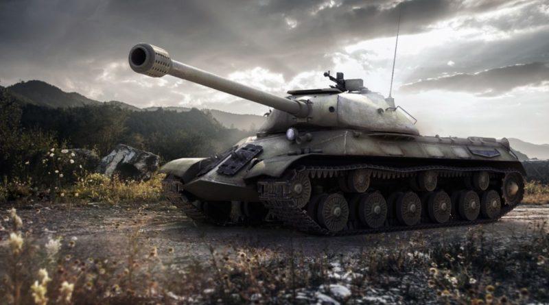 Советская ветка танков World of Tanks
