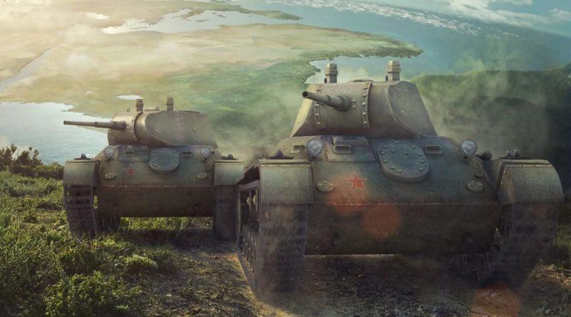 Многоразовая инвайт-ссылка на Т-127 для World of Tanks