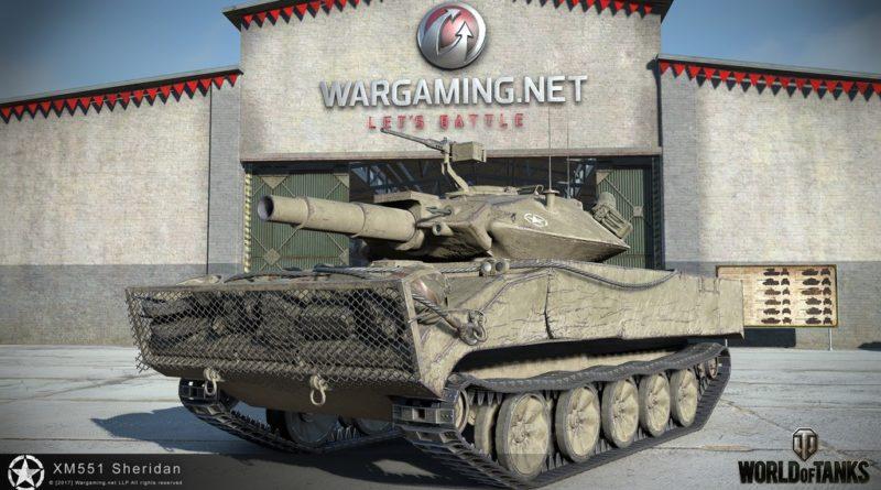 Изменения в ветке лёгких танков: США