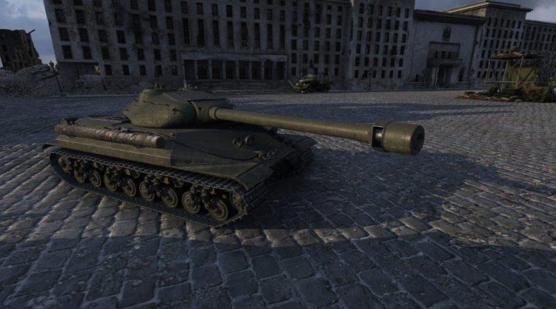 Объект 257 – обзор танка и характеристики