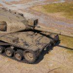 AE Phase I – новый элитный тяжелый танк за линию фронта в World of Tanks