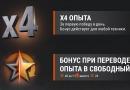 Акция «Главный удар» на выходные с 18 по 20 октября в World of Tanks
